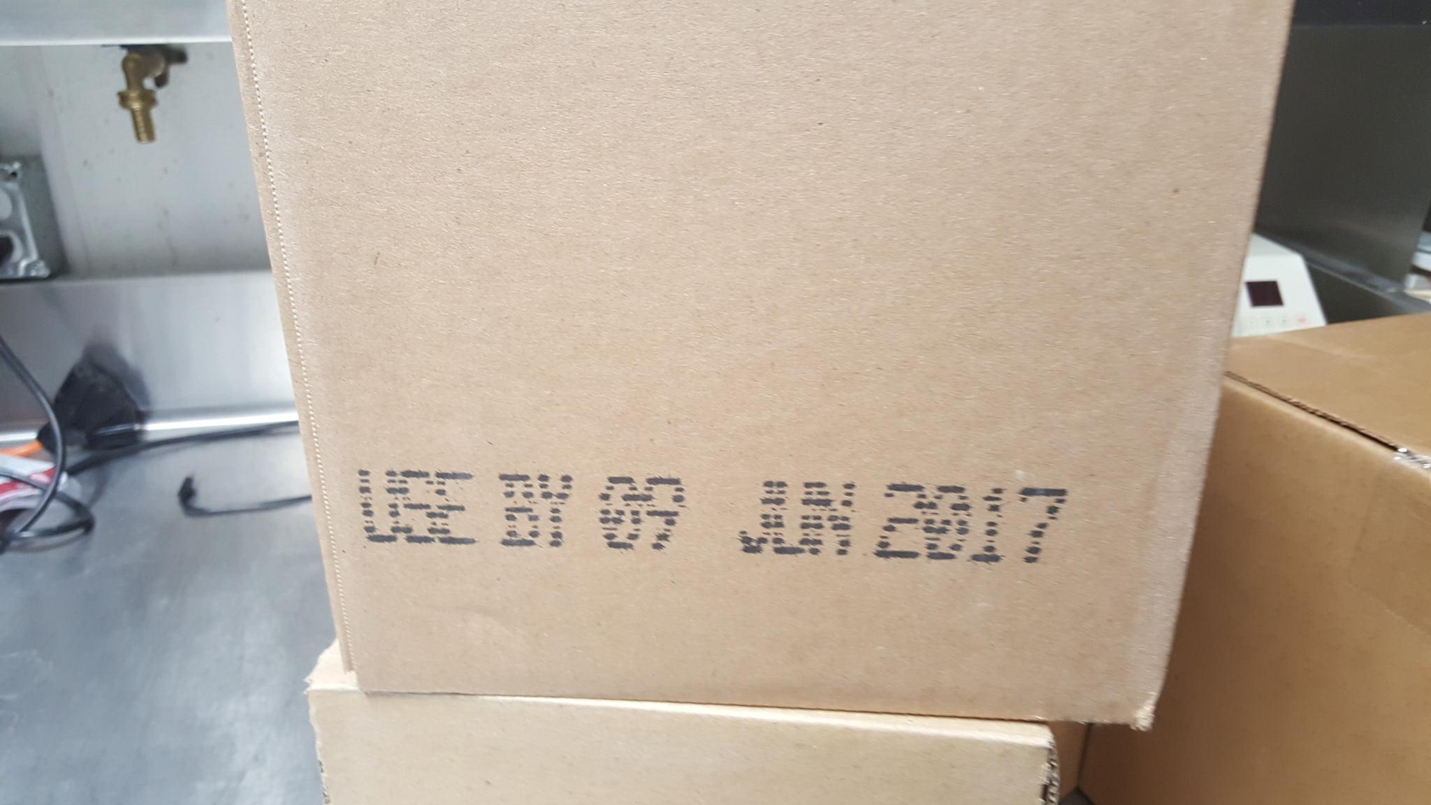 Expires on my ...